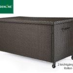 Gardenline Geflecht-Kissenbox im Angebot bei Aldi Süd 20.5.2020 - KW 21