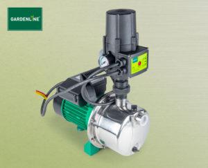 Gardenline Hauswasserautomat im Angebot bei Hofer ab 24.5.2018 - KW 21
