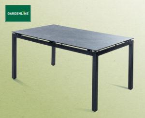Gardenline Premium-Tisch mit HPL-Platte