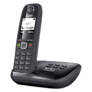Real: Gigaset AS405A DECT-Telefon im Angebot