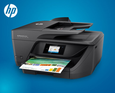 Hofer: HP Officejet Pro 6960 All-in-One Drucker im Angebot
