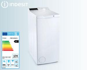 Indesit Toplader Waschmaschine ITWE 71253 W AT bei Hofer erhältlich