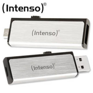 Intenso Mobile Line 2.0 32 GB USB-Stick im Real Angebot ab 16.7.2018