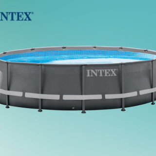 Intex Pool-Set Rund: Hofer Angebot