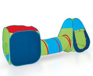 Kinder-Spielzelt mit Tunnel bei Aldi Süd erhältlich