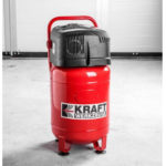 Norma 6.6.2018: Kraft Werkzeuge Kompressor 30 Liter im Angebot