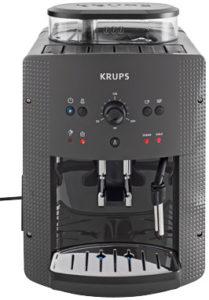 Real: Krups EA810B Kaffeevollautomat im Angebot ab 28.8.2017