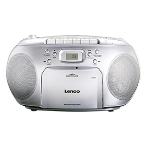Lenco SCD-410 Stereo-CD-Radio: Real Angebot ab 17.9.2018 – KW 38