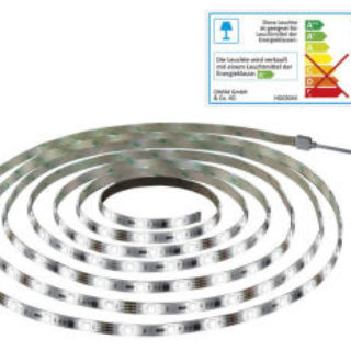 Livarno Lux LED-Band 5 Meter im Angebot bei Lidl » KW 2 ab 10.1.2019