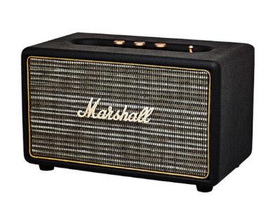 Real: Marshall Acton Bluetooth-Lautsprecher mit Bassreflex-System im Angebot
