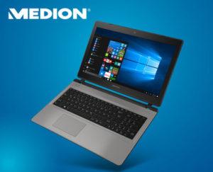 Medion Akoya E6430 Notebook bei Hofer erhältlich