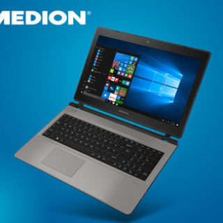 Medion Akoya E6430 Notebook im Angebot » Hofer 13.4.2017 - KW 15