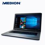 Medion Akoya E7424 MD60150 Notebook im Angebot bei Aldi Nord 26.1.2017 - KW 4