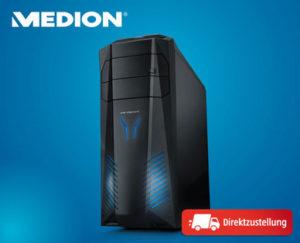 Medion Erazer X4700 D Gaming PC bei Hofer erhältlich