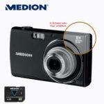 Medion Life E44057 20.0 MP Digitalkamera im Aldi Nord Angebot 27.4.2017 - KW 17