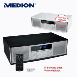 Medion Life P64000 Micro-Audio-System: Aldi Nord Angebot
