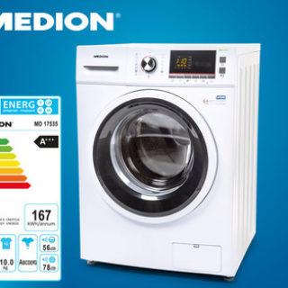 Hofer 31.8.2017: Medion MD 17535 Waschmaschine im Angebot