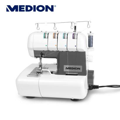 Medion Overlock-Nähmaschine im Aldi Nord Angebot