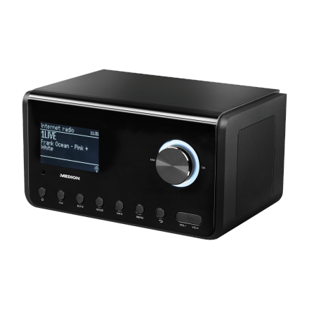 Medion P85105 WLAN Internet-Radio
