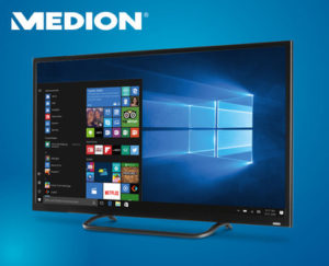 Medion X58321 MD22320 31,5-Zoll LED-Backlight-Monitor