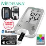 Real: Medisana MediTouch 2 Connect Blutzuckermessgerät im Angebot [KW 11 ab 12.3.2018]