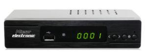 Micro Electronic 350 Plus HD-SAT-Receiver