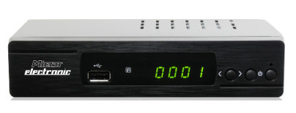 Micro Electronic 350 Plus HD-SAT-Receiver: Real Angebot ab 23.7.2018 – KW 30