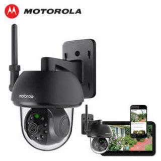Motorola Focus73 WLAN-HD-Überwachungskamera Outdoor im Real Angebot