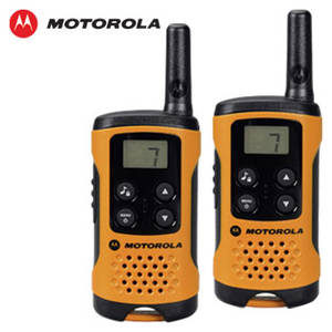 Motorola TLKR T41 PMR-Funkgeräte bei Real ab 25.9.2017 erhältlich