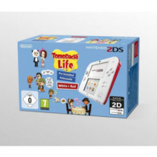 Nintendo 2DS mit Tomodachi Life: Real Angebot ab 16.9.2019 - KW 38