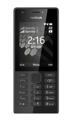 Nokia 216 Dual-SIM Handy Real 7.10.2019