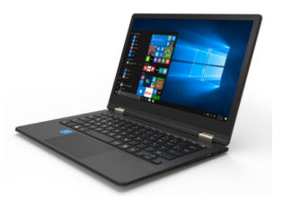 Real: Odys Shape Pro Convertible Notebook im Angebot