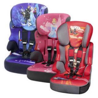 Osann BeLine SP Lizenz-Kindersitz und Lizenz-Kindersitzerhöhung im Angebot bei Real