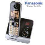 Panasonic KX-TG6721 Schnurlos-DECT-Telefon im Angebot bei Real 11.5.2020 - KW 20