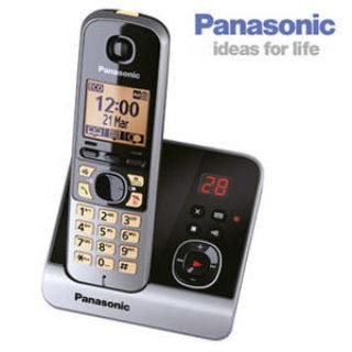 Panasonic KX-TG6721 Schnurlos-DECT-Telefon im Real Angebot ab 12.8.2019