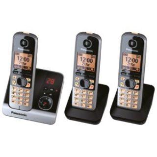 Panasonic KX-TG6723GB Trio-Telefon im Angebot » Real 25.11.2019 - KW 48