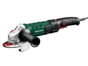 Lidl: Parkside PWS 125 D3 Winkelschleifer im Angebot [KW 11 ab 16.3.2017]