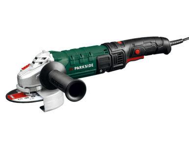 Lidl: Parkside PWS 125 D3 Winkelschleifer im Angebot