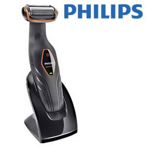 Real: Philips Bodygroom BG2024/15 Herren-Körperrasierer im Angebot für 29,95€
