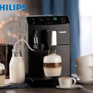 Philips Kaffeevollautomat HD 8824/01: Hofer Angebot