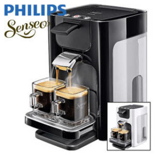 Philips Senseo Quadrante HD 7863/60 Kaffee-Padautomat: Real Angebot