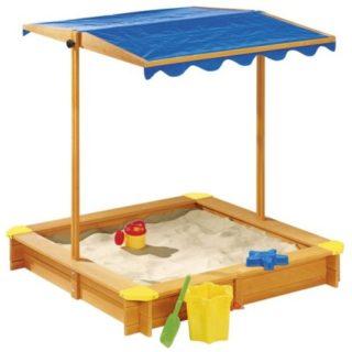 Playtive JUNIOR Sandkasten für 49,99€ bei Lidl