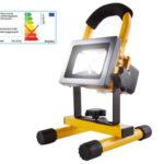Powerfix PLS 10 A2 Akku-LED-Strahler für 29,99€ bei Lidl