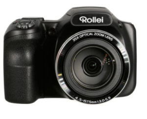 Real: Rollei Powerflex 350 WiFi Digitalkamera im Angebot [KW 21 ab 22.5.2017]