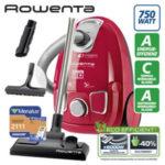 Rowenta Compacteo Ergo Eco Bodenstaubsauger im Angebot bei Real [KW 27 ab 3.7.2017]