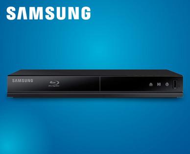 Hofer: Samsung BD-J4500R Blu-ray-Player im Angebot – Schnell zugreifen