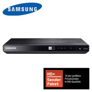 Samsung GX-SM550SH PVRready HDTV-Sat-Receiver bei Real erhältlich