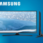 Hofer: Samsung UE43KU6070 43-Zoll UHD Smart-TV Fernseher im Angebot