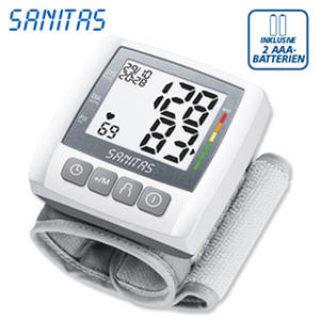 Sanitas SBC 21 Blutdruckmessgerät im Angebot bei Real