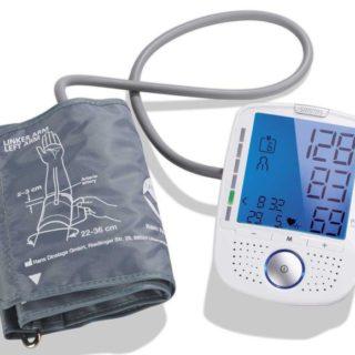 Sanitas SBM 52 Sprechendes Blutdruckmessgerät im Angebot bei Lidl » Online